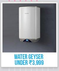 Water Geyser