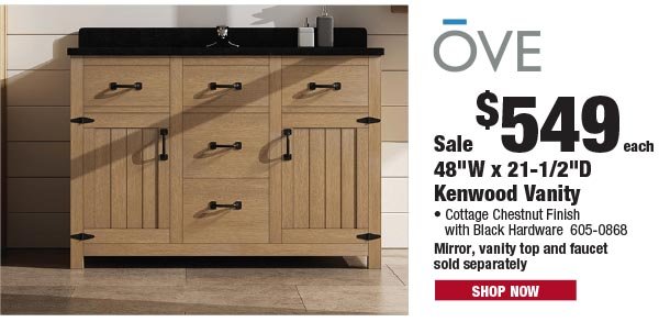 OVE Kenwood Vanity
