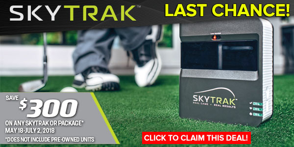 LAST CHANCE: Save $300 On Skytrak Packages!