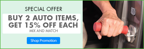 Special Offer: Buy 2 Auto Items, Get 15% Off Each. Feel Free to Mix and Match...Shop Promotion
