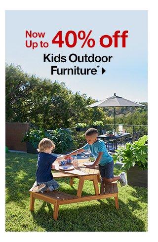 Kids Outdoor Sale