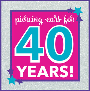 Piercing Ears for 40 years