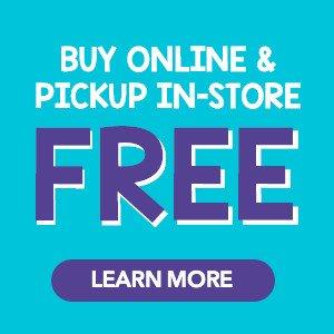 Buy Online & Pickup In-Store FREE