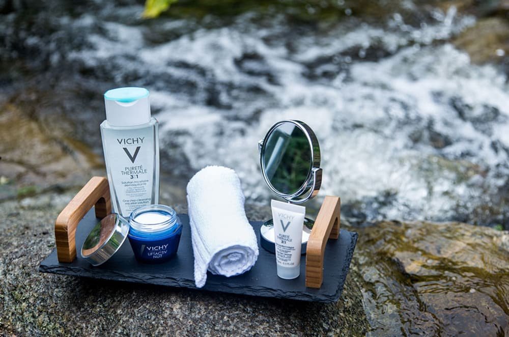 What is Vichy's Mineralizing Thermal Water?