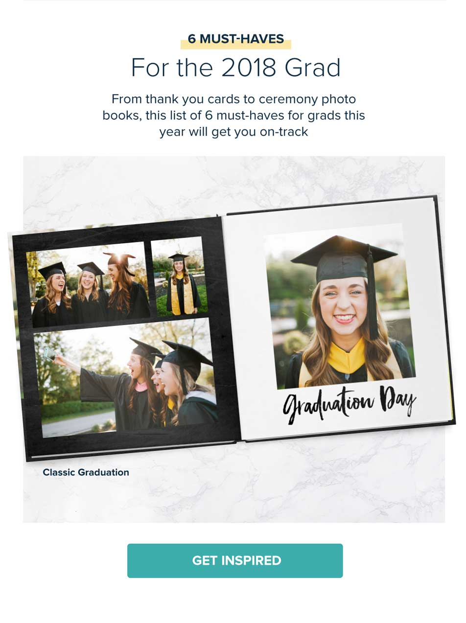 For the 2018 Grad - Create Your Own