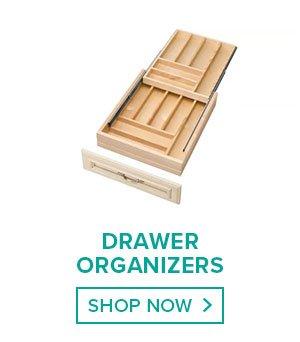 Shop Drawer Organizers