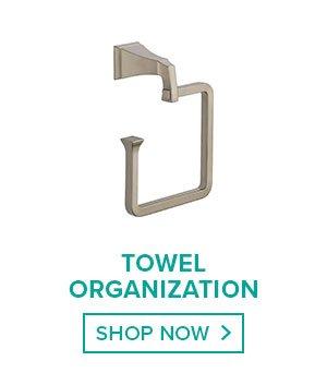 Shop Towel Organization