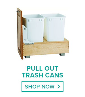 Shop Pull Out Trash Cans