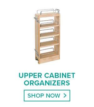 Shop Upper Cabinet Organizers