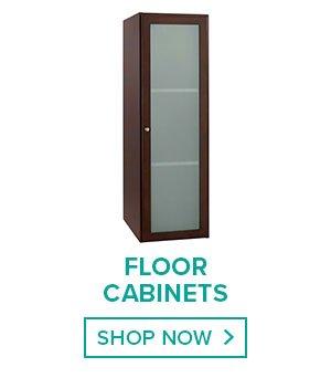 Shop Floor Cabinets