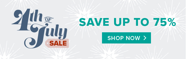 Shop the 4th of July Sale