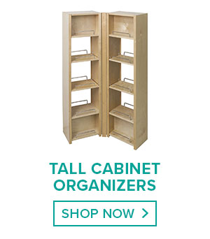 Shop Tall Cabinet Organizers