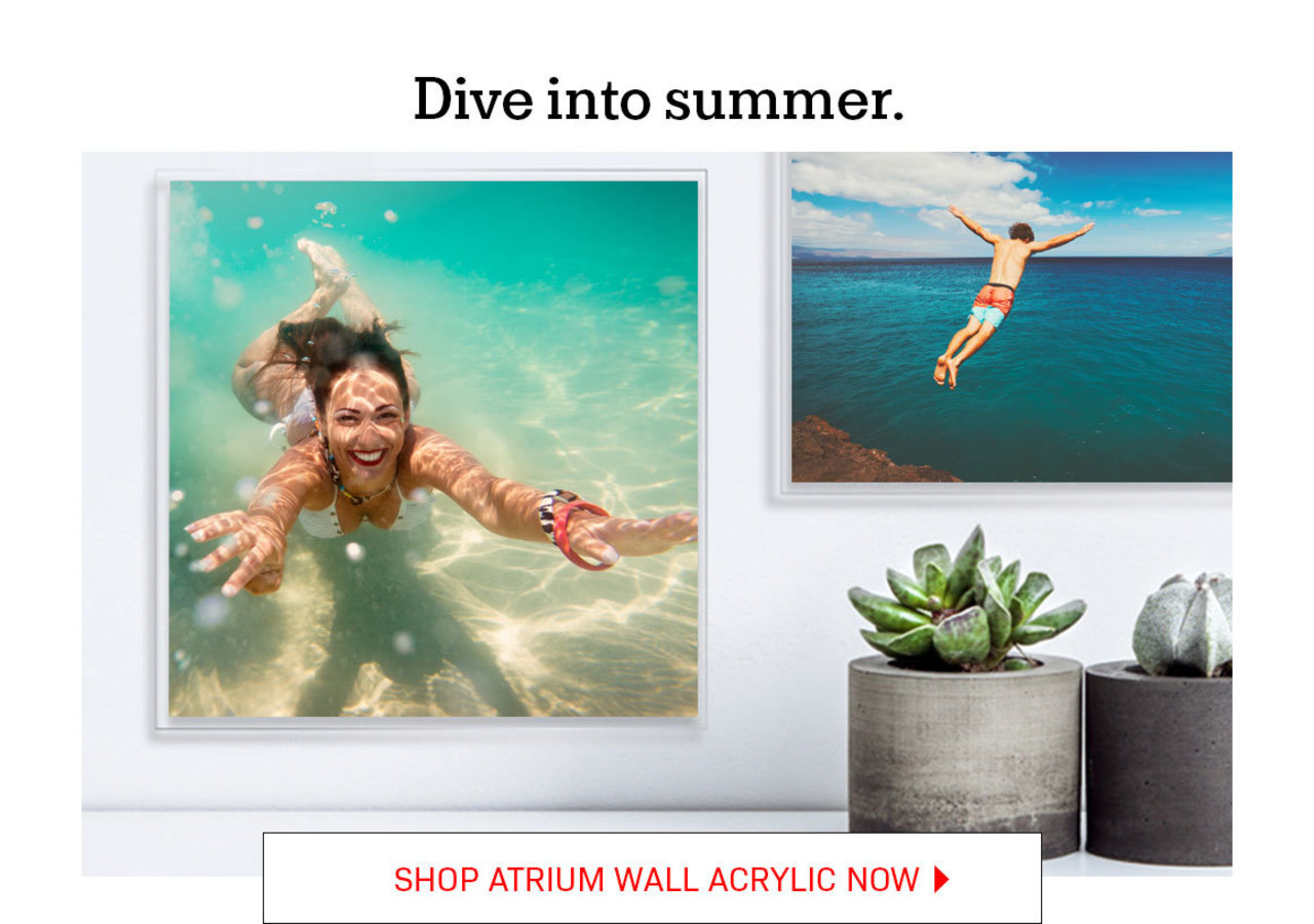 Atrium Wall Acrylic