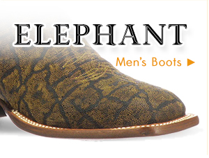 Mens Elephant Boots