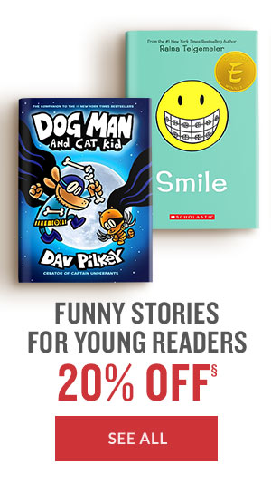 FUNNY STORIES FOR YOUNG READERS 20% OFF | SEE ALL