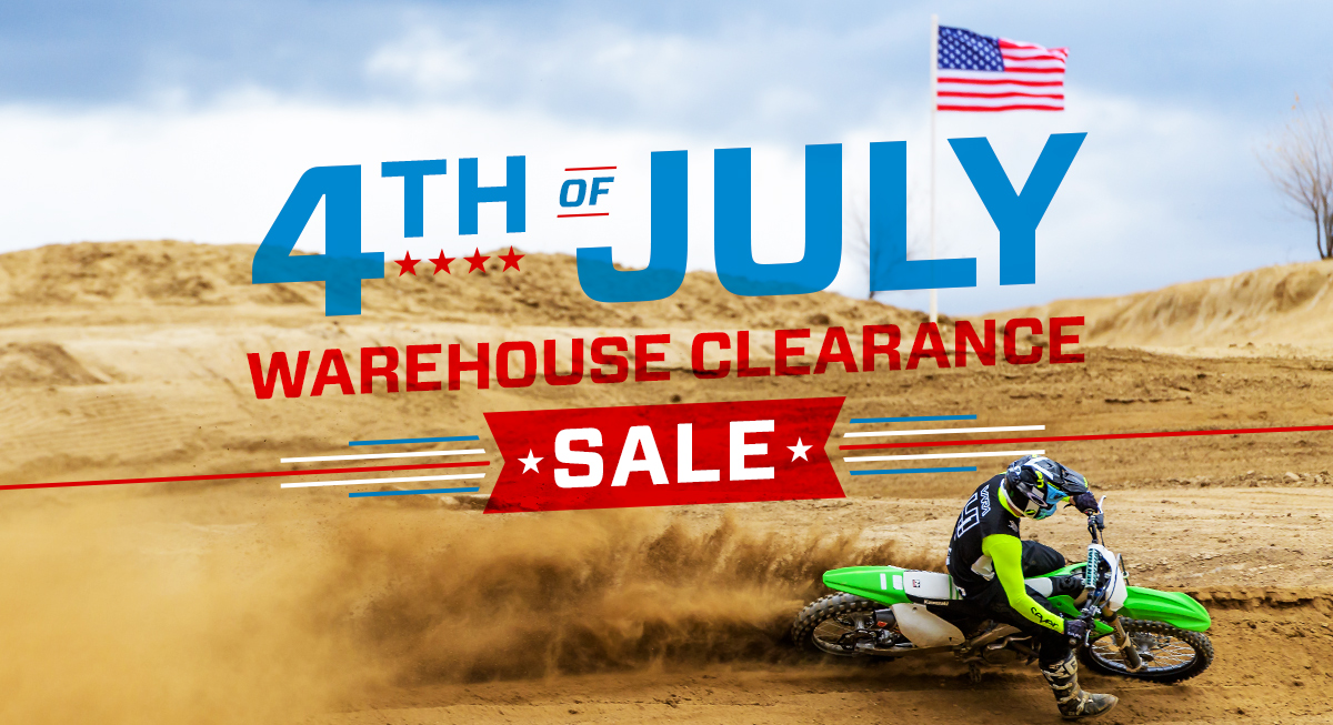 4th Of July Warehouse Clearance