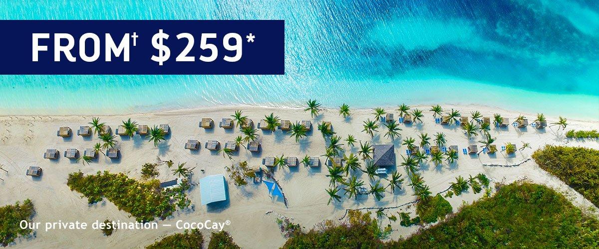 Our private destination - CocoCay