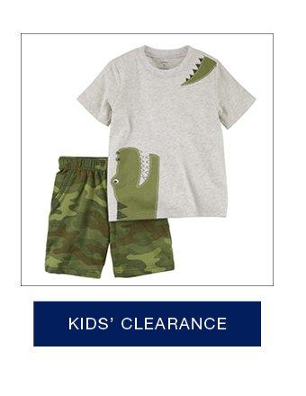 KIDS' CLEARANCE