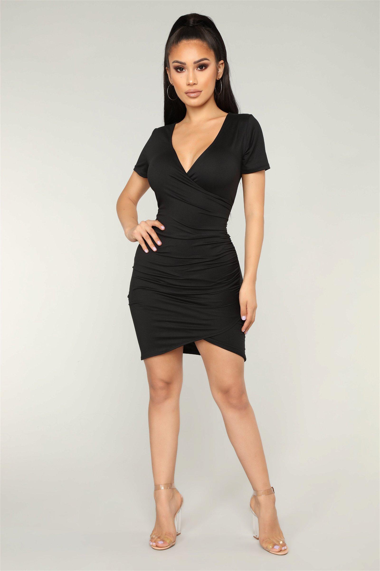 Kinsley Dress - Black