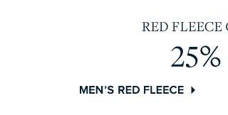 MEN'S RED FLEECE
