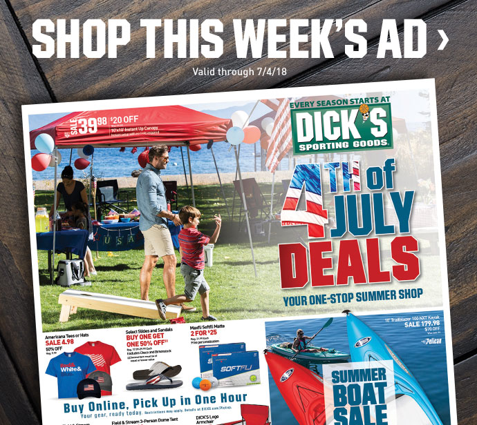 SHOP THIS WEEK'S AD > | Valid through 7/4/18