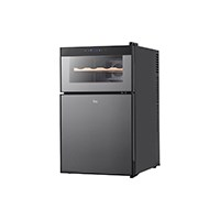 Strata Home by Monoprice 2-in-1 Wine and Beverage Cooler