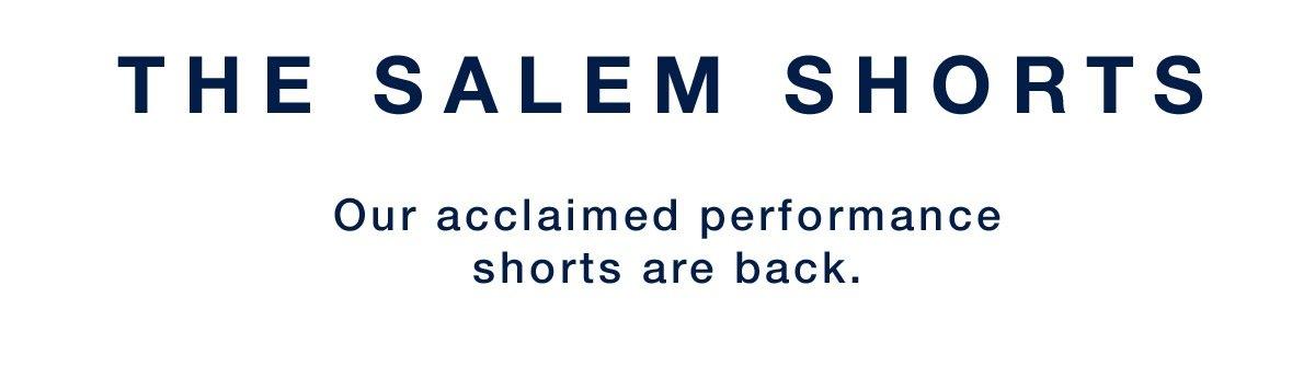 The Salem Shorts