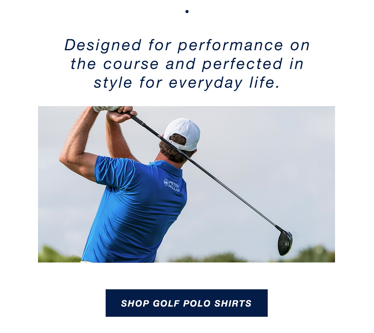 Shop Golf Polo Shirts