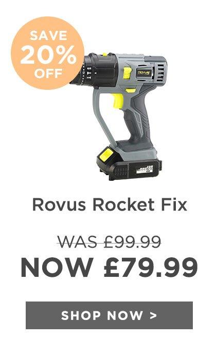 Rovus Rocket Fix