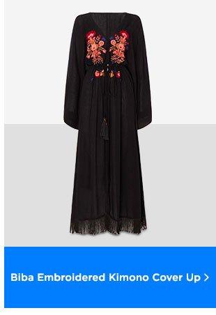 Shop Biba Cover Up Dress
