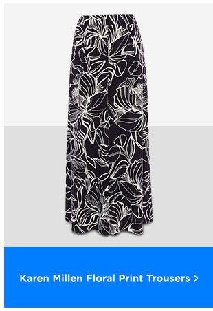 Shop Karen Millen Trousers