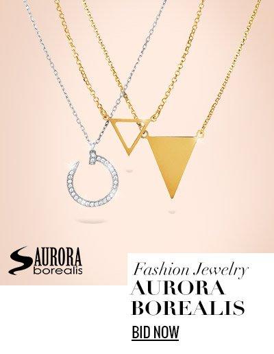 Fashion Jewelry by Aurora Borealis