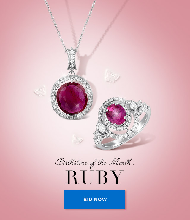 Birthstone of the Month: Ruby