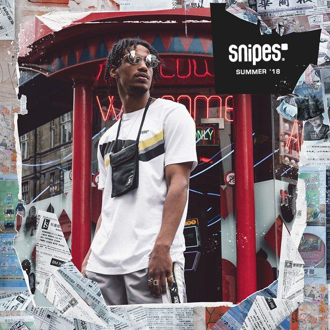 SNIPES Summer '18 Kollektion