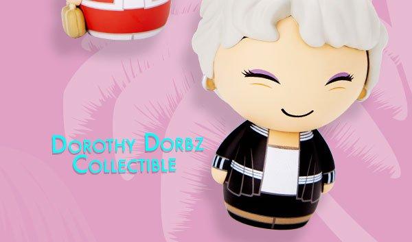 Shop Golden Girls Dorothy Dorbz Collectible