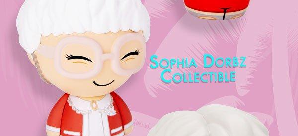 Shop Golden Girls Sophia Dorbz Collectible