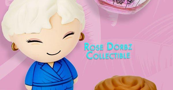 Shop Golden Girls Rose Dorbz Collectible