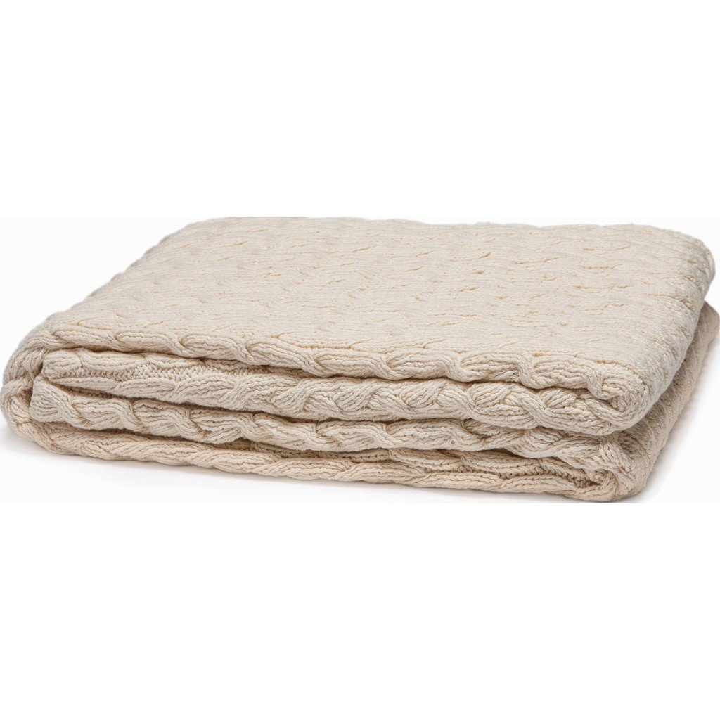 Image of Cable Eco Throw