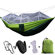 Camping Hammock with Mosquito Net Outdoor...