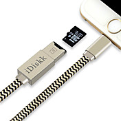 Lightning USB Cable Adapter Quick Charge ...