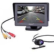 ZIQIAO LED Car Rear View Kit Night Vision...