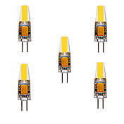 YWXLIGHT 5pcs 5W 460 lm G4 LED Bi-pin Li...