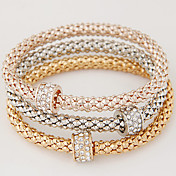 Women's Layered / Stack Charm Bracelet - ...