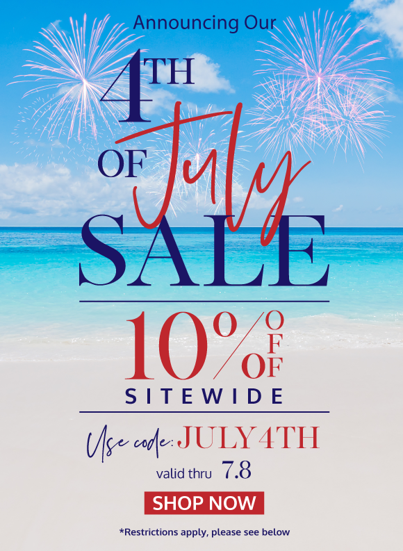 SHOP MODERN NURSERY 4TH OF JULY SALE