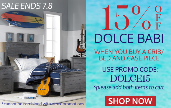 SHOP DOLCE BABI 4TH OF JULY SALE