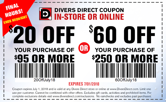 Fourth of July Coupon