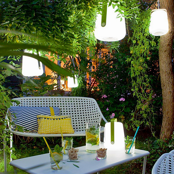 Living in Style in Small Outdoor Spaces
