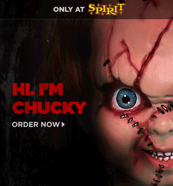 Shop Chucky Animatronic