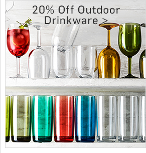 20% Off Outdoor Drinkware