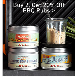 Buy 2, Get 20% Off BBQ Rubs